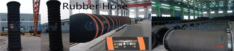 Flexible Exhaust Rubber Hoses