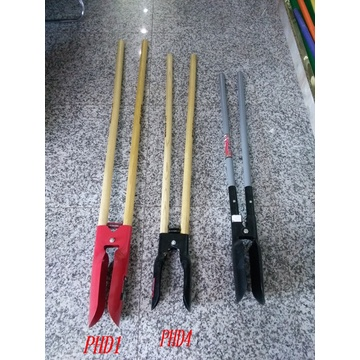 Jardim transplante Long Handle Post Hole Digger