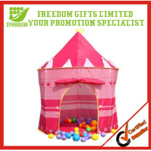 High Quality Easy Fold Up Castle Children Tents
