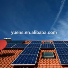 Домашнее применение DIY комплекты панели солнечных батарей алюминиевые панели солнечных батарей Монтажный структуру