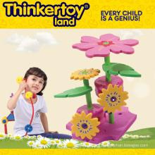 Пластмассовая обучающая игрушка разведки для детей