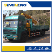 12 Ton XCMG Hydraulic Crane with Truck Chassis Sq12zk3q