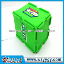 New soft pvc customized promotional pen holder for World Cup