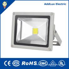 Lampe d'inondation blanche chaude de l'ÉPI LED d'Energy Star 30W 220V