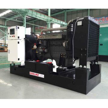 Известный поставщик открытый тип 50Hz 120kw / 150kVA электрический генератор (6BTAA5.9-G2) (GDC150)
