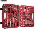 121 Stück Mechaniker-Werkzeugsatz