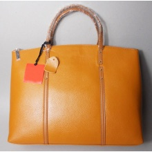 Guangzhou Fournisseur Noble Leather Business Women Bureau sac à main (218)