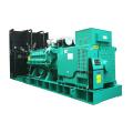 Générateur diesel à haute tension de 50Hz 1500kw Googol 3kv-11kv