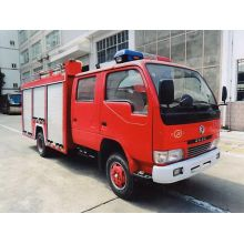 Dongfeng used aerial fire apparatus trucks for sale