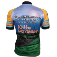 Cheap Good Quality 100% Polyester Man′s Cycling Wear