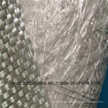 Woven Roving 800gms costura Csm 450GSM complexo de fibra de vidro para a pultrusão