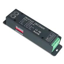 High quality LED RGB 3CH CV DMX decoder, 5 years warranty, max 432W output