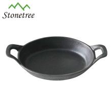 Mini Cast Iron Cookware Skillet Frying Pan