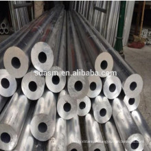6060 T6 Anodized Industrial Aluminium Profile Tubes for Railway