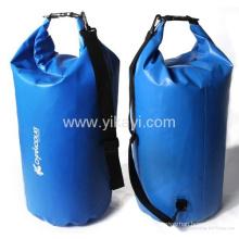 Promocional Camping 20 Litros de PVC impermeável mochila seca (YKY7205)