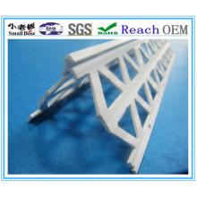 Perle d'angle en plastique PVC