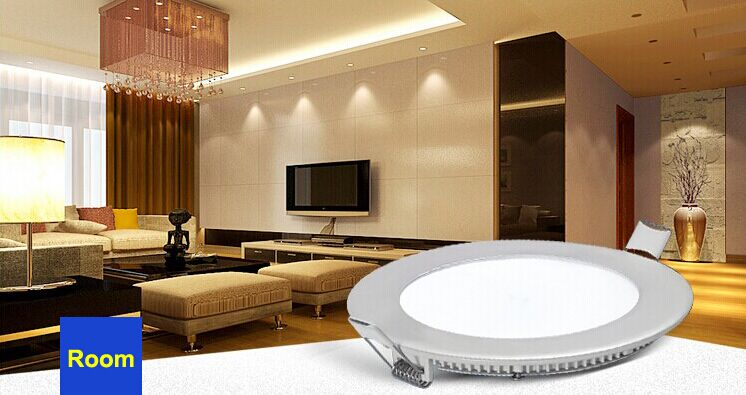3W LED Panel Lights