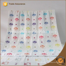 Hot Design Cobertor de 4 camadas de musselina, cobertor de musselina bebê