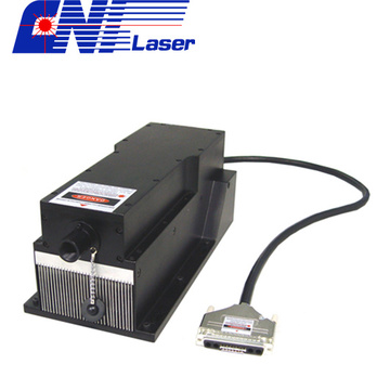 556nm Green High Power Burning Laser