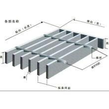 Крупный Поставщик для стальной решетки