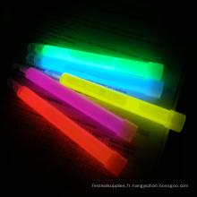 assortiment de jouets pour enfants 6 pouces glow stick faveurs