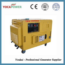 Soundproof Small Diesel Engine Electric Power Generator Diesel Generating