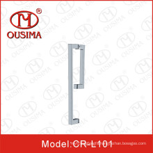 Stainless Steel Handle Used in Glass Door and Bathroom