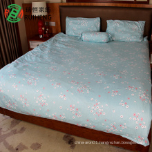 Wholesale 100% cotton adult quilt cover bedding set for home