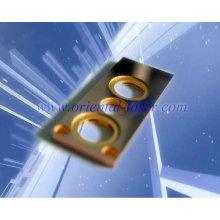 Dissipateur de chaleur pour module laser à diode