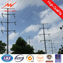 40FT Nea Galvanized Steel Electric Power Pole