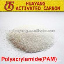 Hochmolekulare kationische Polyacrylamid-Flockungsmittel PAC Wasserreiniger Hersteller
