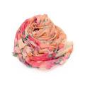 Moda 100 poly menina infinidade lenço