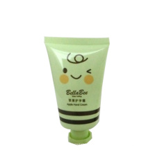 cartoon cute hand cream plastic packaging tube