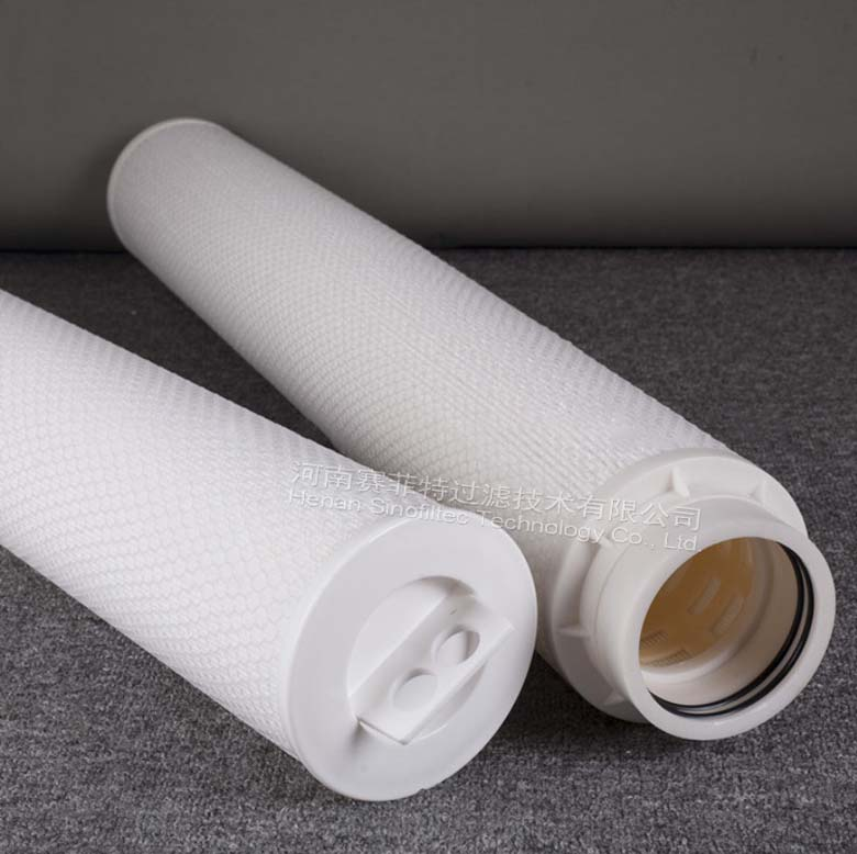 40 Inch Big Water Flow Water Treatment Cartridge Filter for RO Plant