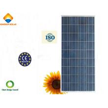 130W Potente Módulo Solar De Alta Fiabilidad Del Panel De Poly PV