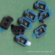 Sellado de goma de silicona con cinta adhesiva adhesiva de 3 m