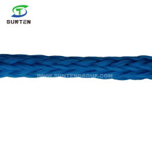 Virgin PE/HDPE/Nylon/Polyethelene/Plastic/Rescue/Safety Hollow Braided Rope for Japan