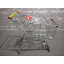 Caddie Style Supermarket Shopping Carts with 210L