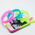 Colorfull Universal silicone mobile phone cover