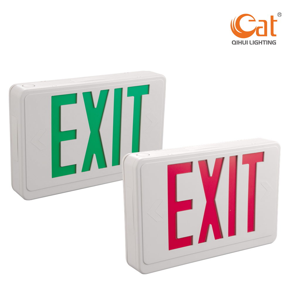 Exit Emergency Light
