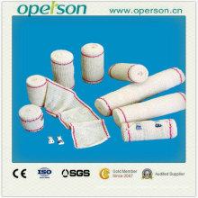 Vendaje quirúrgico con elástico alto hecho de goma (OS4001)