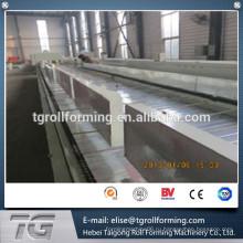 Оцинкованная листовая сталь с холодным рулоном, 65,5 м