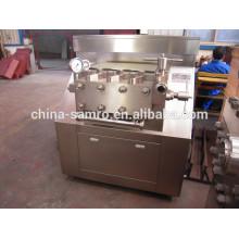 machine à lait processus ligne homogénéisateur