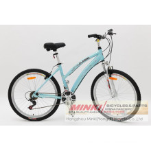 26′′ Lady′s Hybrid Bicycle (ANB10PR-2661)
