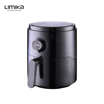 LIMIKA Round Electrical Mini Digital Commercial Air Fryer