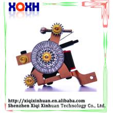 Digital tattoo machine gun,handmade iron tattoo machine gun for tattoo artist