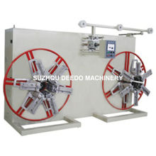 PE PVC Pipe Rewinder Coiler for 16-125mm