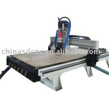 Маршрутизатор CNC машины / смены инструмента авто с вакуумным столом, 8tools/JK-1325