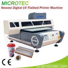 Automatischer 1-6 Farben Etikettendrucker mit UV (6090UV)