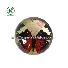 Color Glass Cartoon Paperweight by SGS (KL140308-1C)